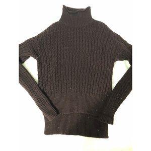 Loft knit turtleneck sweater